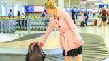 Cum să primești primul bagajul de cală într-un aeroport