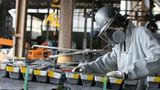 Промышленное производство в Приднестровье удвоилось
