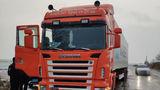 На трассе «Киев-Одесса» разбойники отняли деньги у водителя фуры