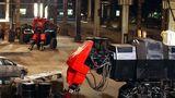 Первый в истории бой гигантских роботов показали на видео