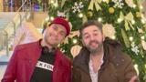 Молдавские певцы Адриан Урсу и Ионел Истрати отправились в турне в США