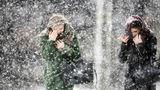 Синоптики прогнозируют снегопады в конце недели