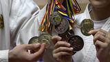 Бельцкие каратисты завоевали 29 медалей на международном турнире