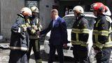 Чебан: Пожары в Кишиневе тушила ночная смена