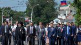 В Приднестровье отпраздновали День России