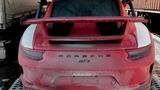 Спортивный суперкар Porsche 911 GT3 появился в Молдове