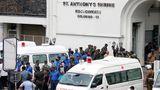 Власти уточнили число погибших при взрывах на Шри-Ланке