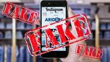 """Компания Aridon Group: """"Не верьте фейковым страницам"""" ®"""