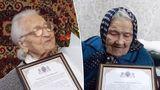 Две бабушки в Бельцах отпраздновали 101-летие в один день