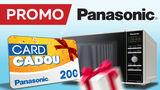 Bomba: Panasonic празднует 100-летний юбилей и дарит подарки ®