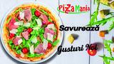 """Сеть ресторанов """"Pizza Mania"""" представила новое меню ®"""