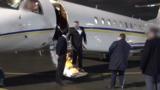 Опубликовано видео с молдавскими пилотами, прилетевшими в Москву
