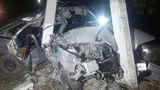 Смертельная авария произошла в Слободзейском районе, хозяин машины погиб