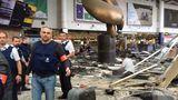 Şase suspecţi, arestaţi în Bruxelles în cazul atentatelor
