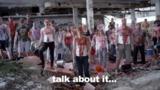 Европейцы умылись кровью за Украину
