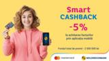 Smart Cashback от Moldindconbank и Mastercard с фондом в 2 000 000 лей ®