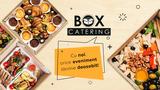 Кейтеринг от Box Catering: «С нами любое событие становится ярче» ®