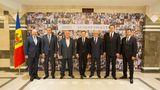 Бывшие председатели посетили парламент