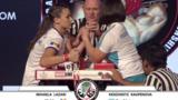 Молдаване завоевали две золотые медали Чемпионата мира по армрестлингу