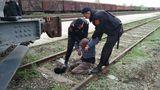 Полиция просит помощи в установлении личности мужчины