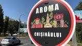 В Кишиневе появился специальный дорожный знак, обозначающий зловоние