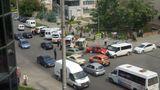 Известны подробности ДТП с участием микроавтобуса в центре Кишинева
