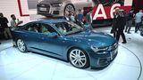 Audi представила в Женеве новую A6