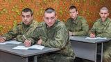 Новый учебный год начался в Вооруженных силах Приднестровья
