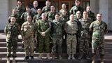 Военнослужащие Нацармии проходят обучение у экспертов НАТО