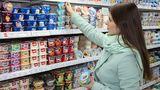 Россия запретила ввоз из Белоруссии молока и сливок