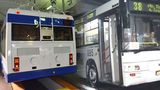 Мэрия предложит объединить автобусный и троллейбусные парки