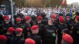 Полиция объяснила принудительную эвакуацию протестующих в центре столицы