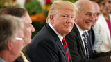 Трамп рассказал о ходе встреч представителей США и КНДР