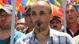 В Унгенах задержали активиста ППДП Георге Петика