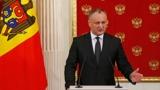Правительство Молдовы не позволило Додону выступить в ООН