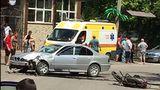 Сбитый близ Бельц 15-летний мотоциклист скончался