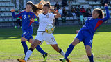 Женская сборная U-19 проиграла Италии