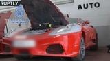 В Испании нашли фабрику поддельных Ferrari и Lamborghini