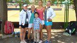 Теннисная сборная Молдовы одержала новую победу на Кубке Федерации