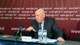 Гелич заявил, что стал жертвой атаки полицейских из-за русского языка