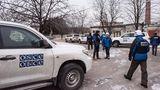 ОБСЕ: На Донбассе признаки деэскалации