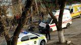 В ДТП в Бельцах разбились мотоциклист с пассажиркой