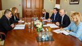 Филип: Иностранная компания готова вложить 100 миллионов евро
