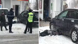 Два человека погибли при взрыве гранаты в столичном магазине