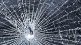 В Гагаузии из-за упавшей доски водитель едва не лишился глаза