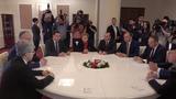 ПСРМ и ДПМ пришли на совместную встречу с Додоном