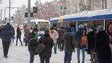 В Кишиневе на двух маршрутах увеличат количество троллейбусов
