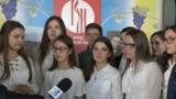 Учащимся бельцкого лицея им. Ломоносова подарили поездку в Нижний Новгород