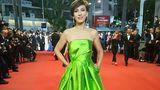 Румынская актриса пришла на Каннский фестиваль в молдавском платье