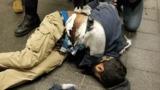 Опубликовано фото нью-йоркского смертника после взрыва